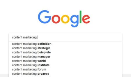 "Google Suggest ""content marketing"""