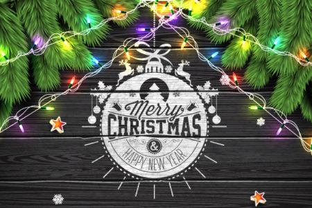 Wir wünschen Frohe Weihnachten - Lightning Presentation